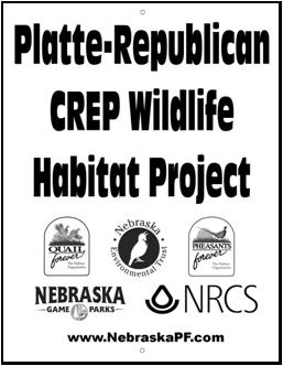PR CREP Sign