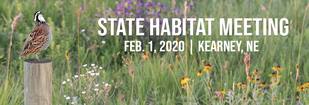 State Habitat Meeting